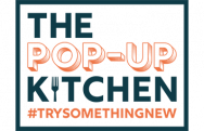 The Pop-Up Kitchen Logo